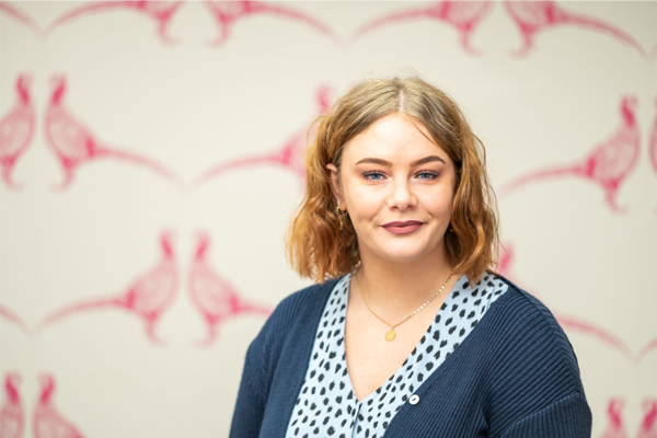 Erin Campbell - Accounts and Property Administrator