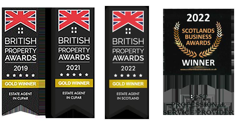 Lawrie Estates Awards